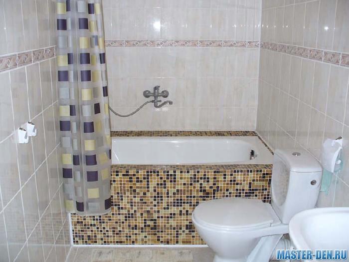 ремонт квартир фото ванная