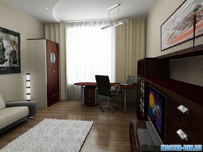 Интерьер 3 комнатных квартир - Сам себе интерьер-дизайнер